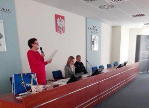 fot. Izabela Jaros - otwarcie Posiedzenia ZW SEiRP Kielce